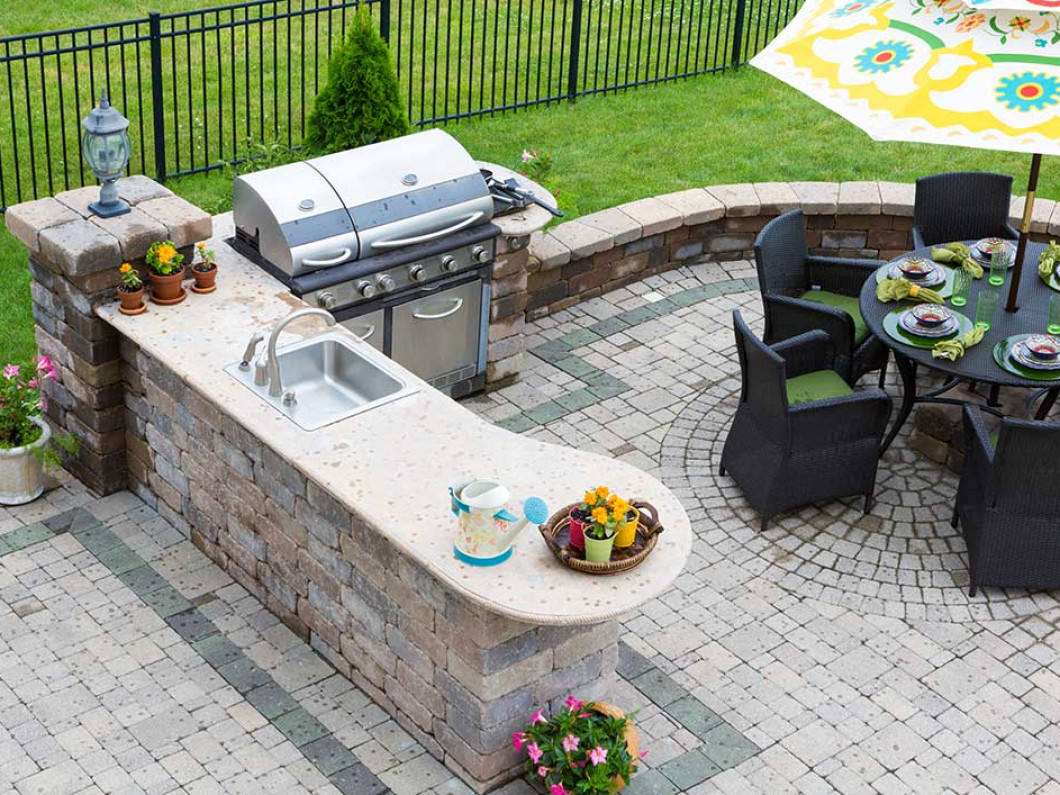 Enhance Your Outdoor Space With a Concrete Patio